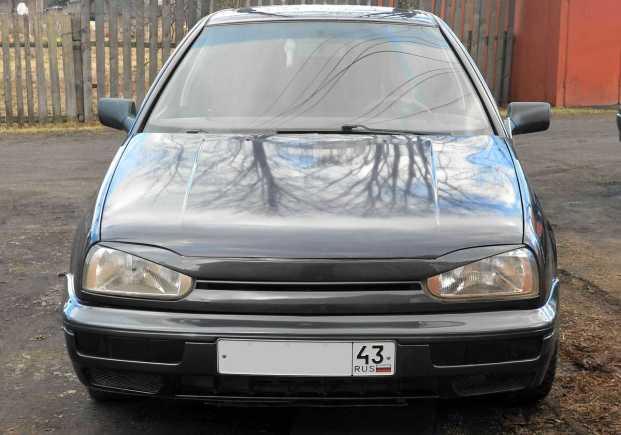 Volkswagen Golf, 1995 год, 157 000 руб.