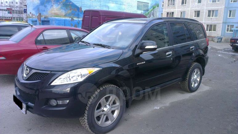 Great Wall Hover H5, 2012 год, 700 000 руб.