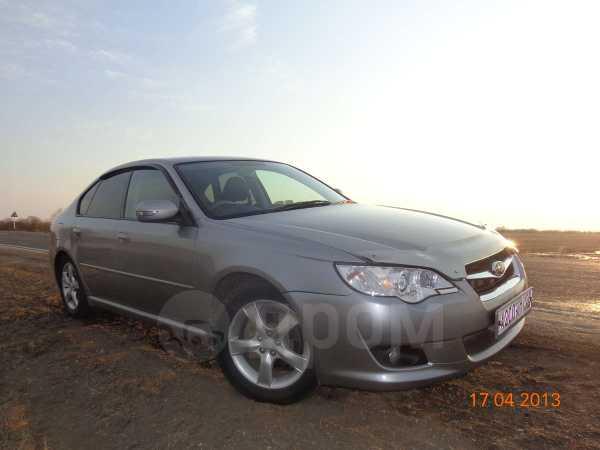 Subaru Legacy B4, 2008 год, 610 000 руб.