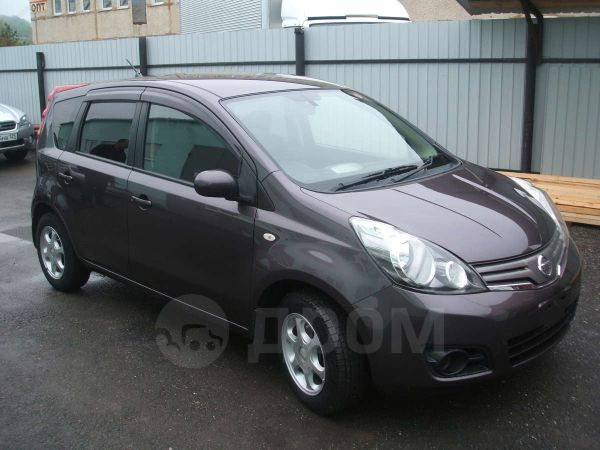 Nissan Note, 2008 год, 325 000 руб.