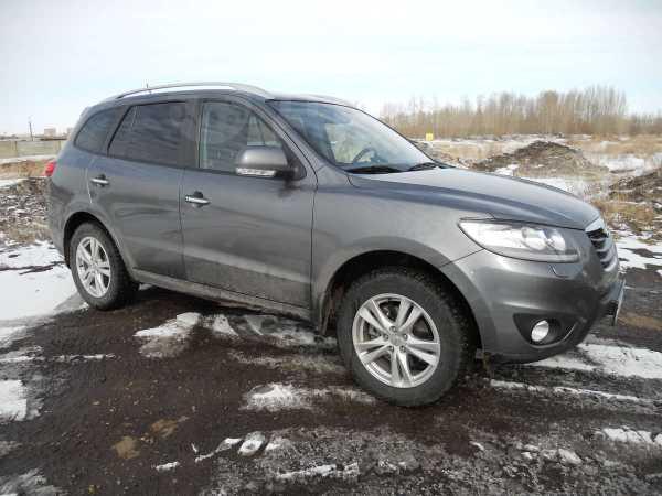 Hyundai Santa Fe, 2011 год, 1 050 000 руб.