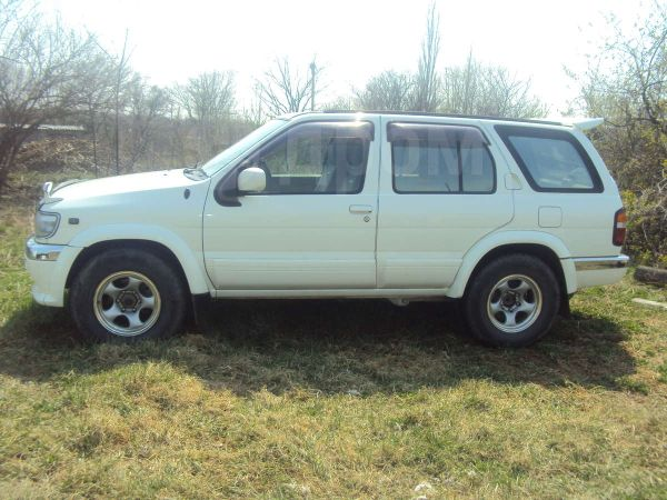 Nissan Terrano, 1997 год, 400 000 руб.