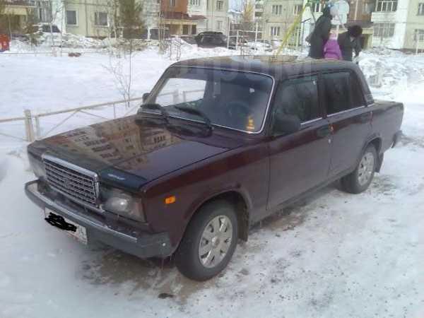 Лада 2107, 2006 год, 140 000 руб.