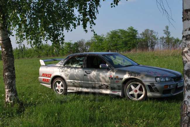Nissan Skyline, 2000 год, 320 000 руб.