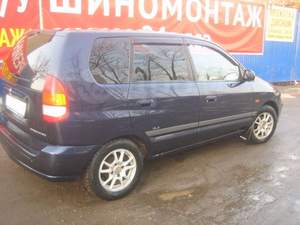 Mitsubishi Space Star, 1999 год, 185 000 руб.