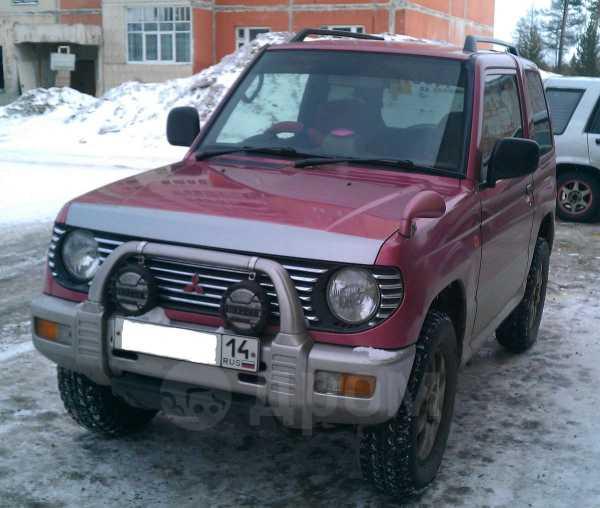 Mitsubishi Pajero Mini, 1996 год, 225 000 руб.