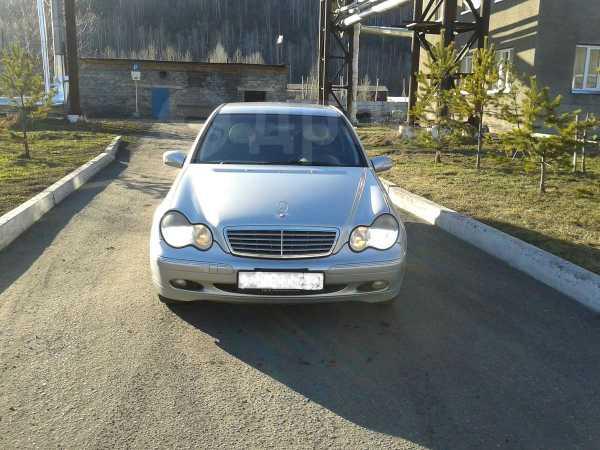 Mercedes-Benz C-Class, 2002 год, 500 000 руб.