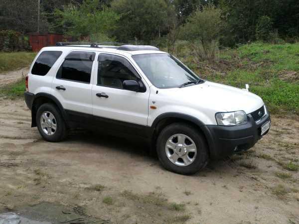 Ford Escape, 2003 год, 500 000 руб.