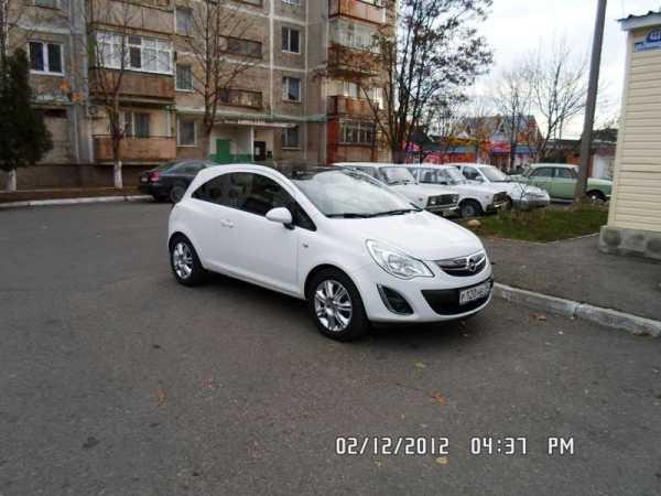 Opel Corsa, 2011 год, 500 000 руб.