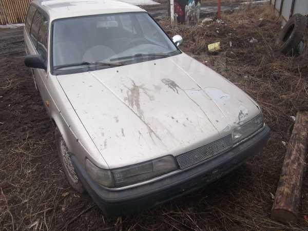 Mazda 626, 1989 год, 25 000 руб.