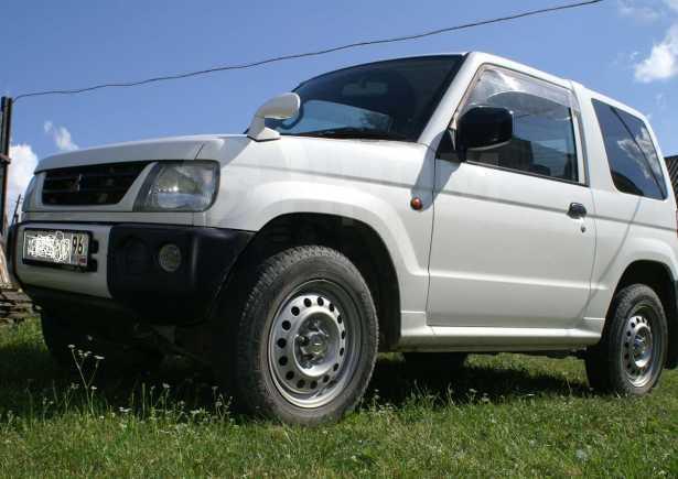 Mitsubishi Pajero Mini, 1998 год, 200 000 руб.