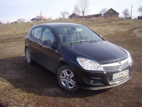 Opel Astra, 2011 год, 490 000 руб.