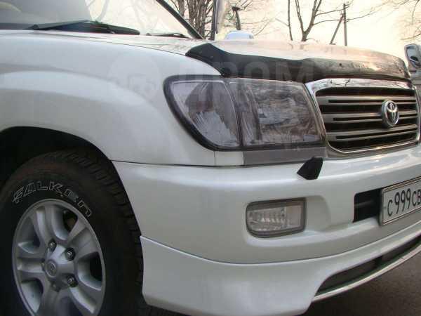 Toyota Land Cruiser, 2004 год, 1 280 000 руб.