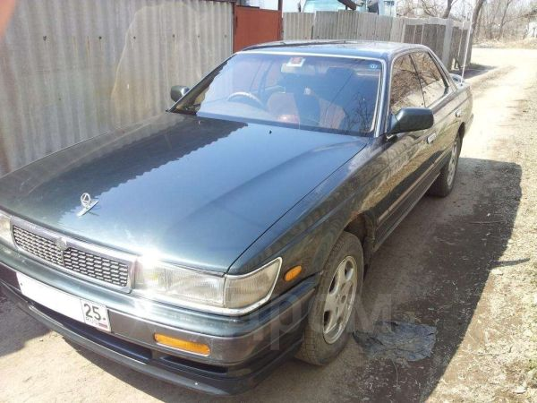 Nissan Laurel, 1990 год, 100 000 руб.
