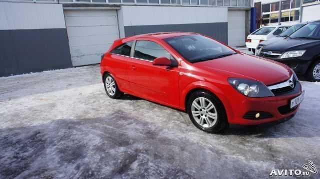 Opel Astra, 2009 год, 480 000 руб.