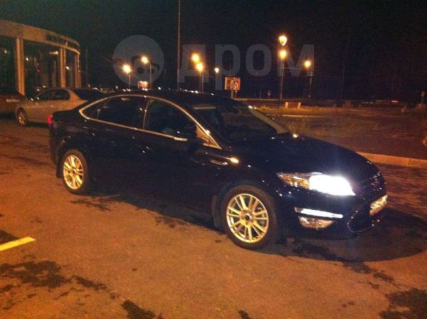 Ford Mondeo, 2012 год, 1 000 000 руб.