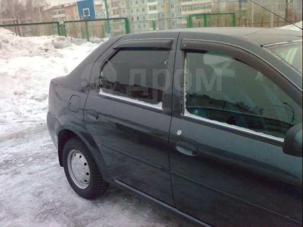 Renault Logan, 2008 год, 260 000 руб.