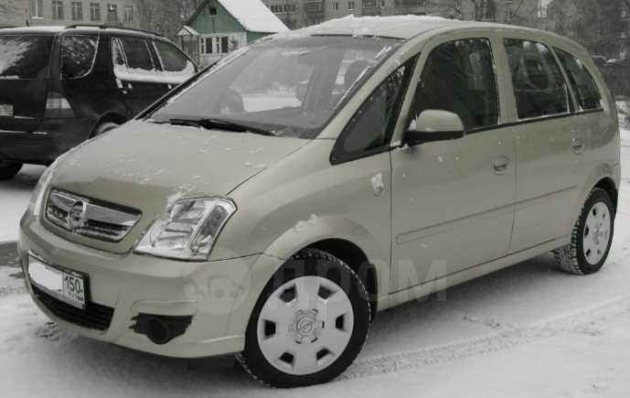 Opel Meriva, 2008 год, 385 000 руб.
