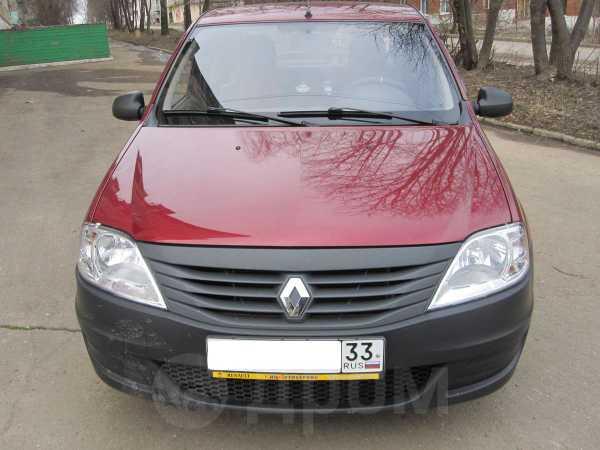 Renault Logan, 2011 год, 320 000 руб.