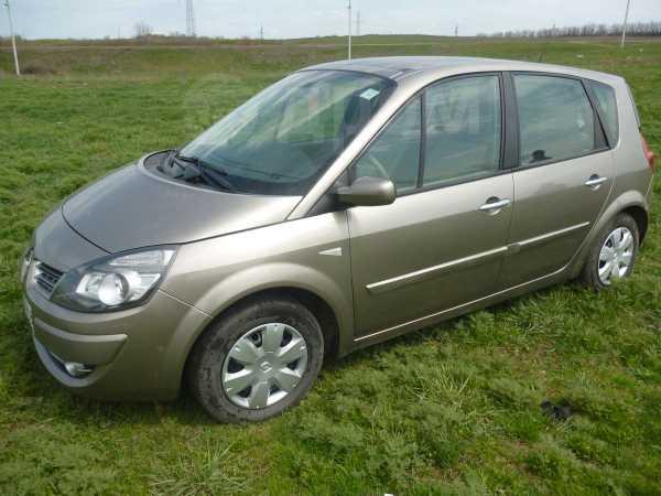 Renault Scenic, 2009 год, 425 000 руб.