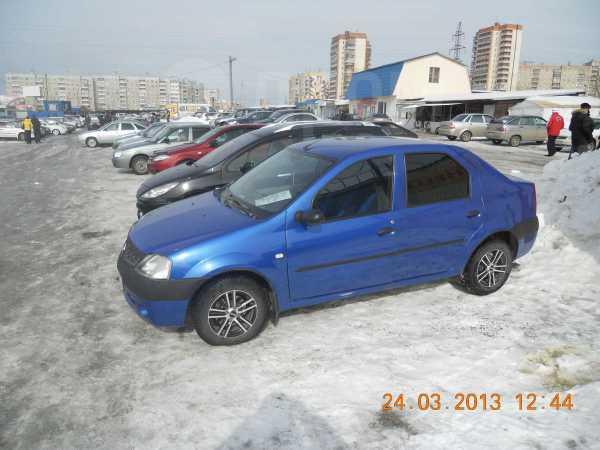 Renault Logan, 2006 год, 250 000 руб.