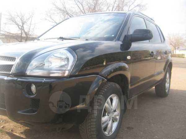 Hyundai Tucson, 2008 год, 560 000 руб.
