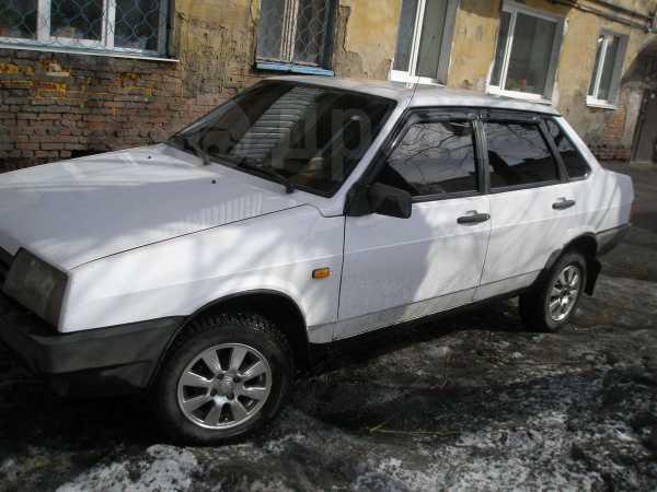 Лада 21099, 1999 год, 90 000 руб.