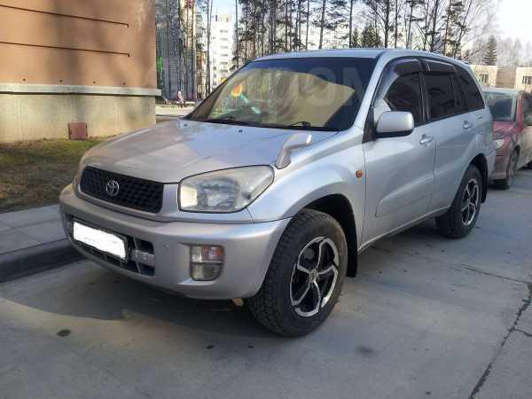 Toyota RAV4, 2001 год, 465 000 руб.