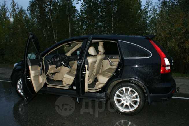 Honda CR-V, 2008 год, 985 000 руб.