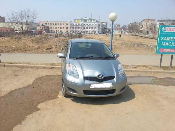 Toyota Vitz, 2008 год, 303 000 руб.