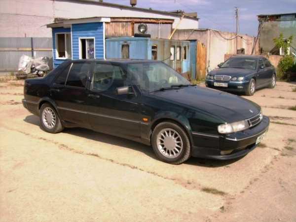 Saab 9000, 1996 год, 150 000 руб.