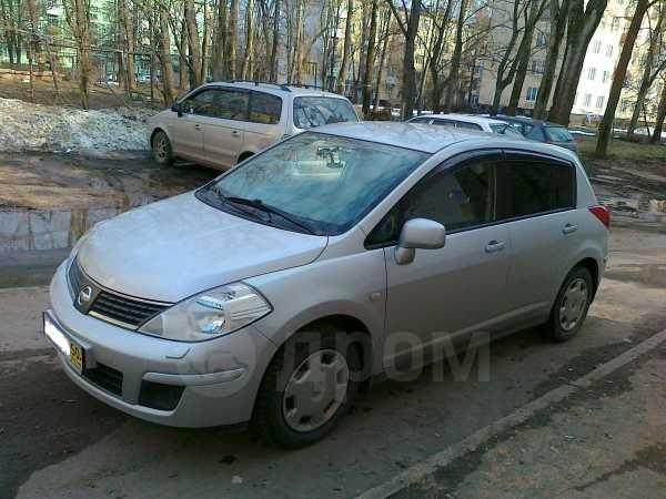 Nissan Tiida, 2008 год, 395 000 руб.