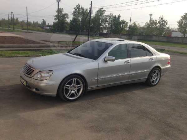 Mercedes-Benz S-Class, 1998 год, 400 000 руб.