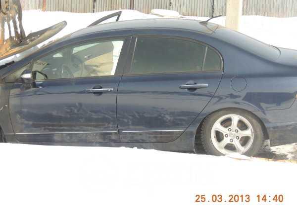 Honda Civic, 2008 год, 230 000 руб.