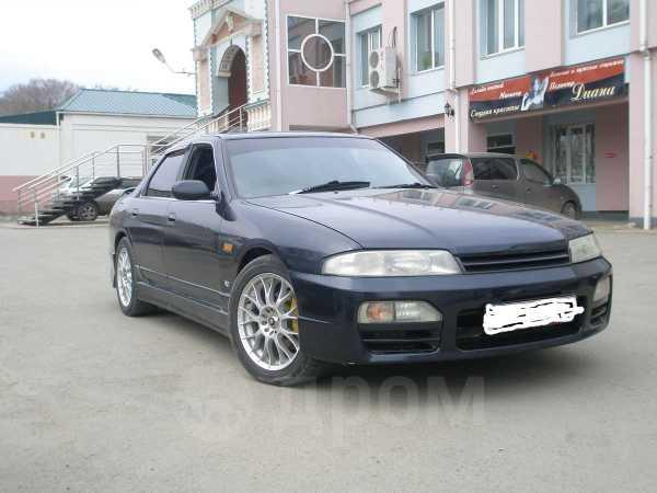 Nissan Skyline, 1997 год, 220 000 руб.