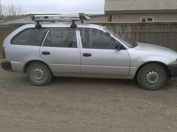 Toyota Corolla, 2002 год, 155 000 руб.