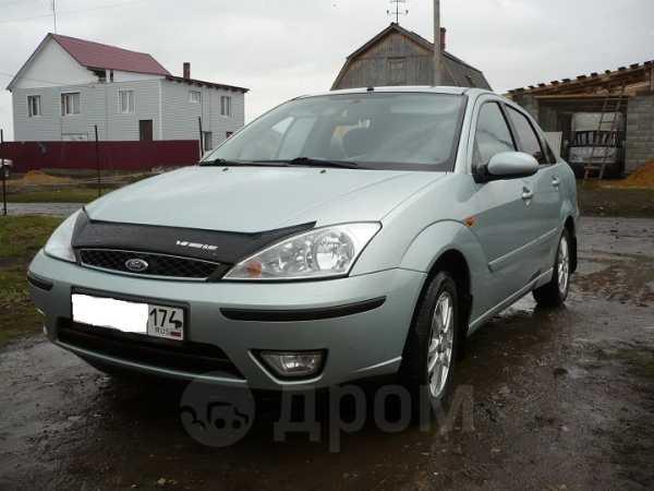 Ford Focus, 2004 год, 295 000 руб.
