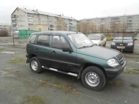 Chevrolet Niva, 2007 год, 287 000 руб.