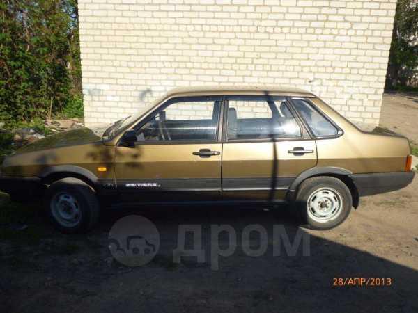 Лада 21099, 1999 год, 80 000 руб.