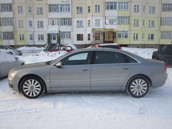 Audi A8, 2004 год, 690 000 руб.