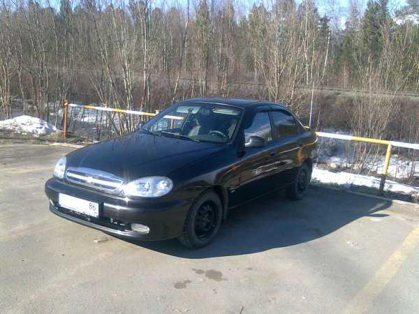 Chevrolet Lanos, 2007 год, 200 000 руб.