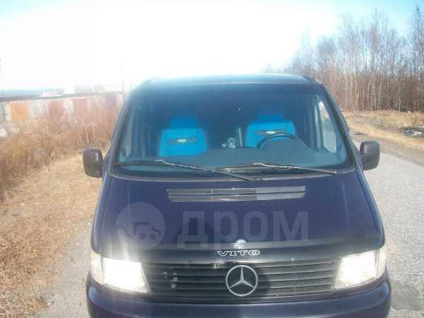 Mercedes-Benz Vito, 1999 год, 370 000 руб.