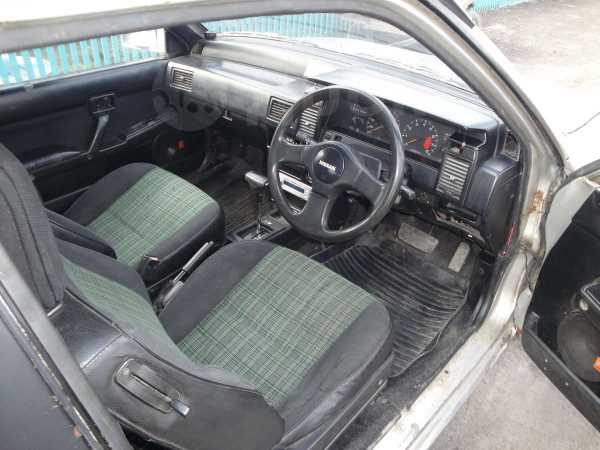 Nissan Pulsar, 1987 год, 25 000 руб.