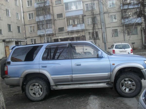 Toyota Hilux Surf, 1997 год, 470 000 руб.