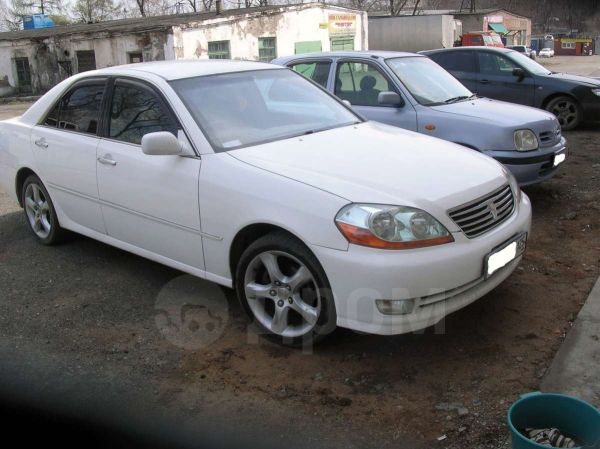 Toyota Mark II, 2003 год, 405 000 руб.
