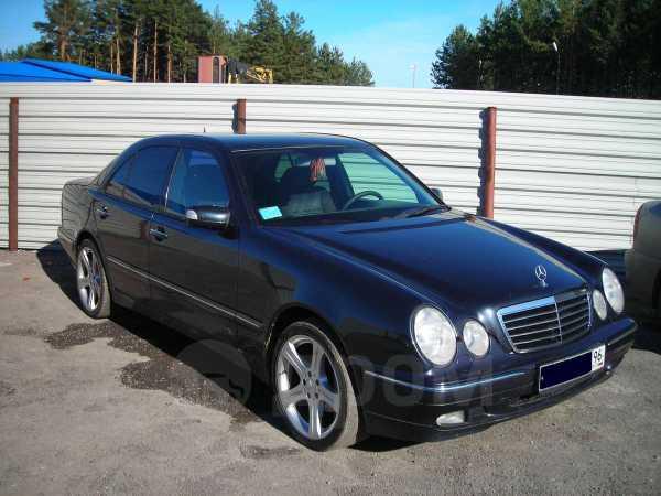 Mercedes-Benz E-Class, 1999 год, 450 000 руб.