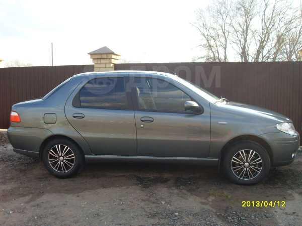 Fiat Albea, 2008 год, 320 000 руб.