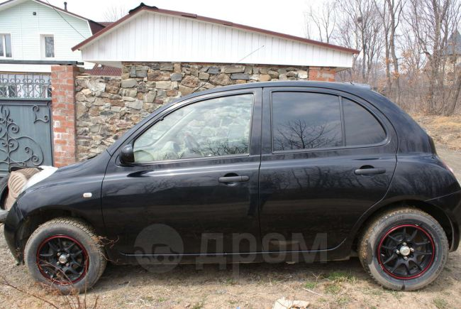 Nissan March, 2006 год, 205 000 руб.