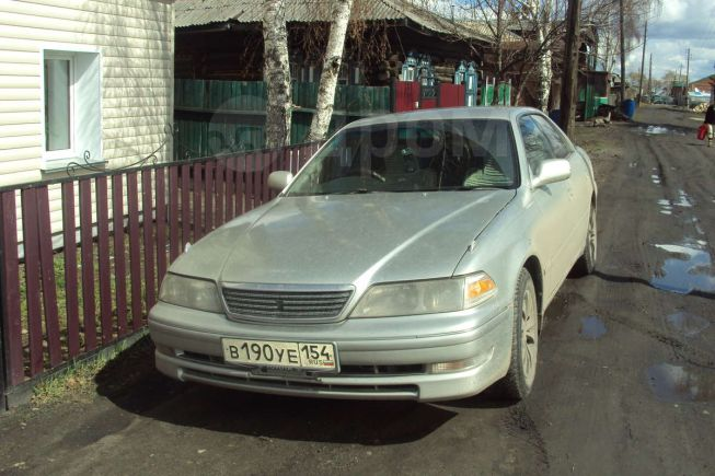 Toyota Mark II, 1999 год, 265 000 руб.