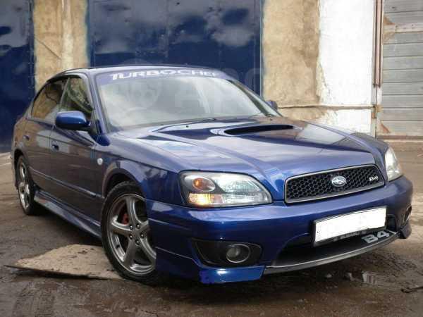 Subaru Legacy B4, 2002 год, 360 000 руб.